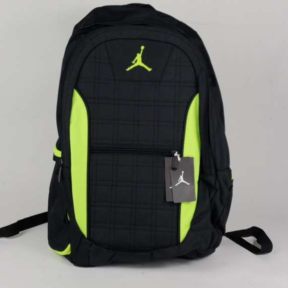 6d400457d4 Nike Air Jordan Jumpman Backpack Laptop Bag
